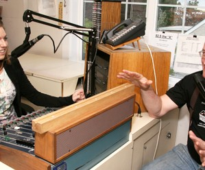 CFBX radio 92.5 FM