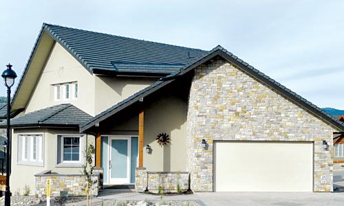 Tru trades co wins built green award insidetru for Dream house website