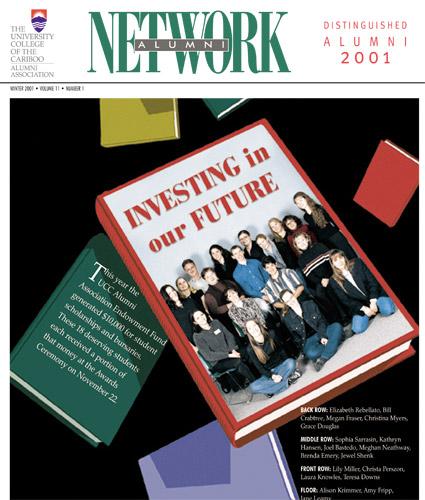 Alumni Network Magazine: Winter 2001