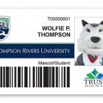 example of the student identification card taking effect September 2014