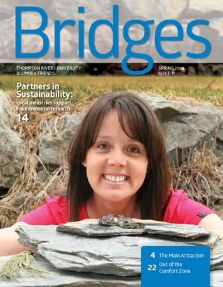 Bridges Magazine - Spring 2014