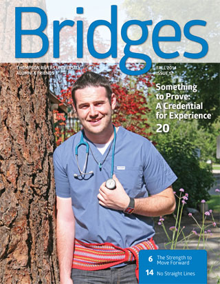 Bridges Magazine - Fall 2014