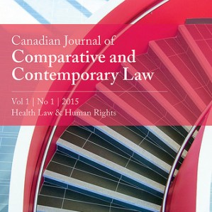 TRU Law Journal Launched