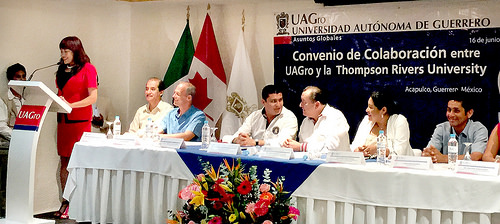 Agreement with UAGRO