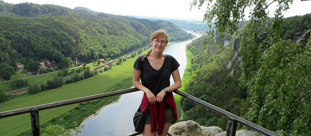 TRU Bachelor of Science student Nadja Hendrich spent the summer on a research exchange to Germany, sponsored by the German Academic Exchange Service's DAAD Rise Program. Application deadline for the 2016 competition are due Jan. 31, 2016.