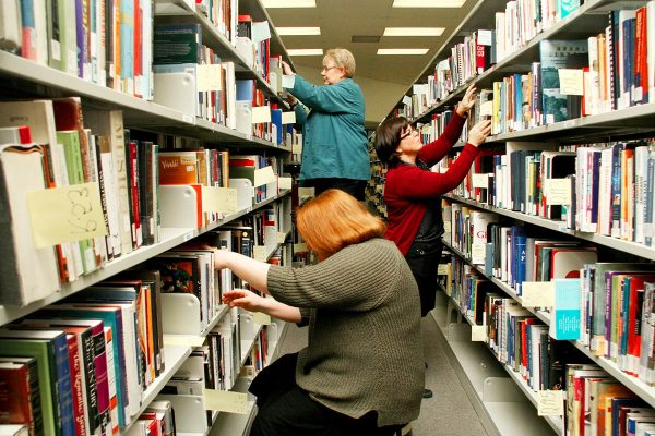 Library goes fine-free
