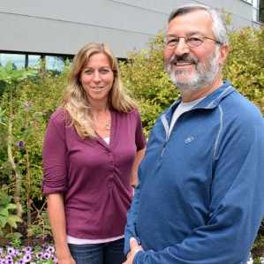 Wendy Gardner and John Karakatsoulis are leading a team of researchers to Nepal in February, where they'll spend two weeks developing effective forest fire management techniques. The research project is funded by a $59,000 grant from the Canadian International Development Research Centre.