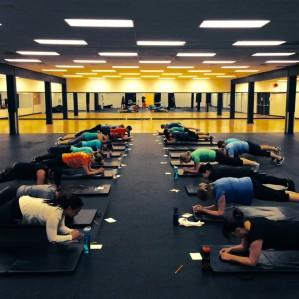 New Years Yoga Class
