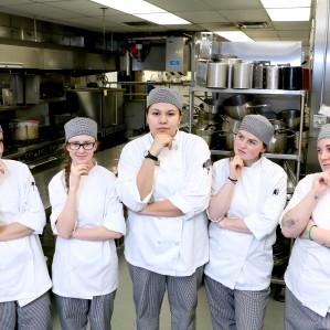 Culinary Arts Golden Plates 2016