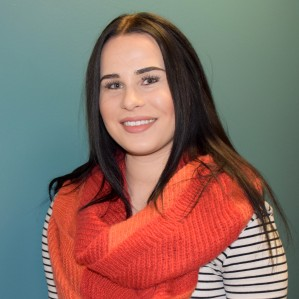 """Erin-Adel Hrycan will deliver her presentation, """"Soulful Knowledge: Using Indigenous Perspective to Construct New Pedagogies for Whole Learning,"""" during the Undergraduate Research & Innovation Conference, taking place March 18-19."""