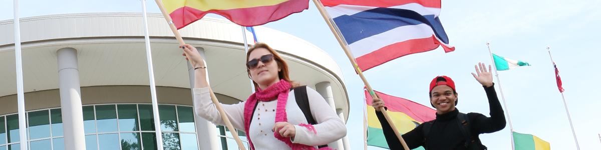 IDays 2015 Flag Parade