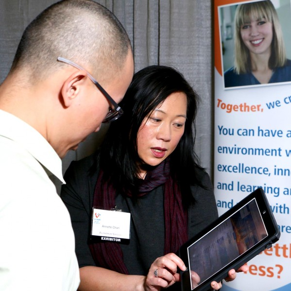 Tru Online Courses >> Job hunters bring their enthusiasm to Job Fair – TRU Newsroom