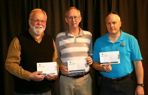 30 years of service 2016