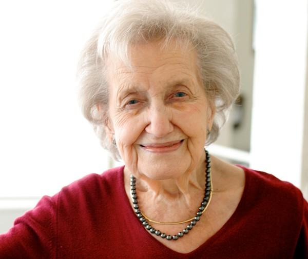 Dr Brenda Milner