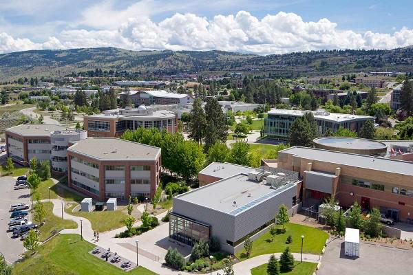 Campus From TRU Rez