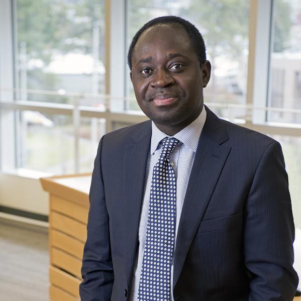 Dr. Richard Oppong