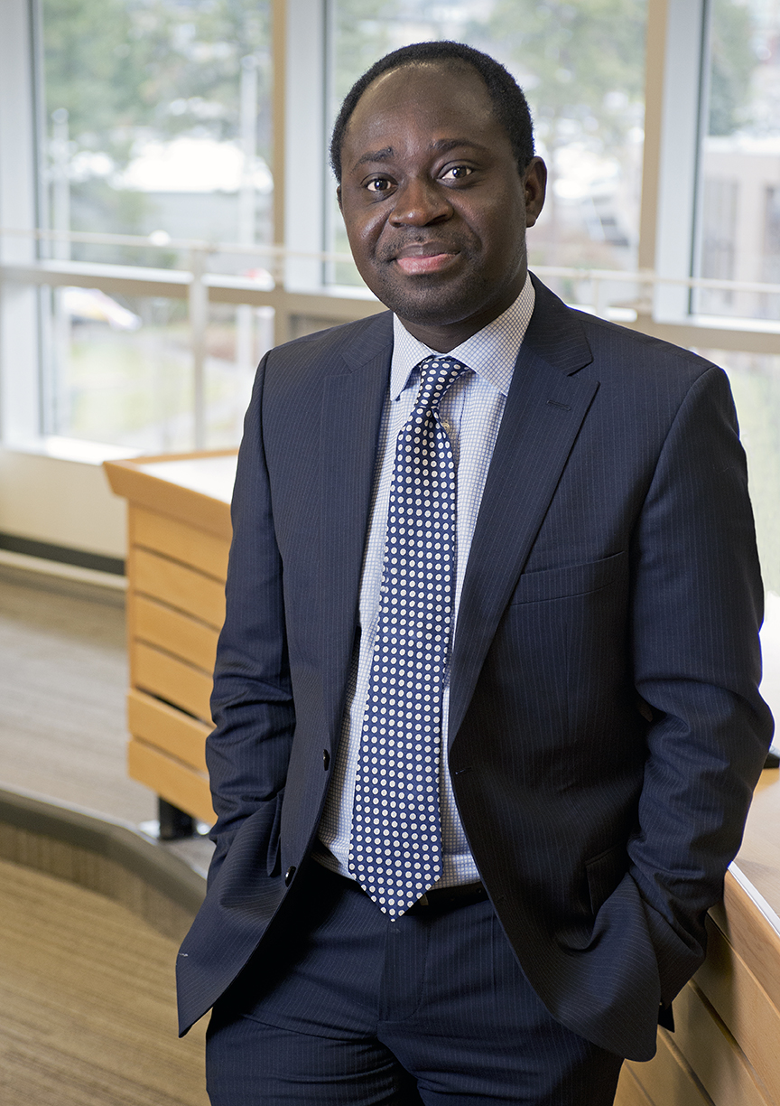 Dr. Richard Oppong