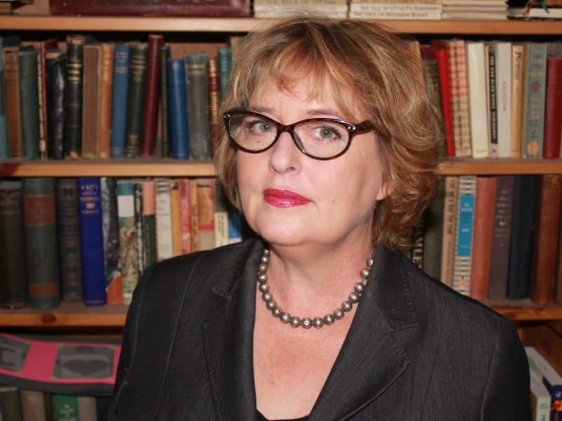 Associate Professor Margaret Hall