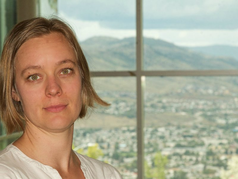 Assistant Professor Charis Kamphuis