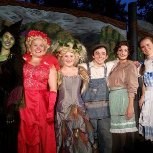 XFest Wixard of Oz cast