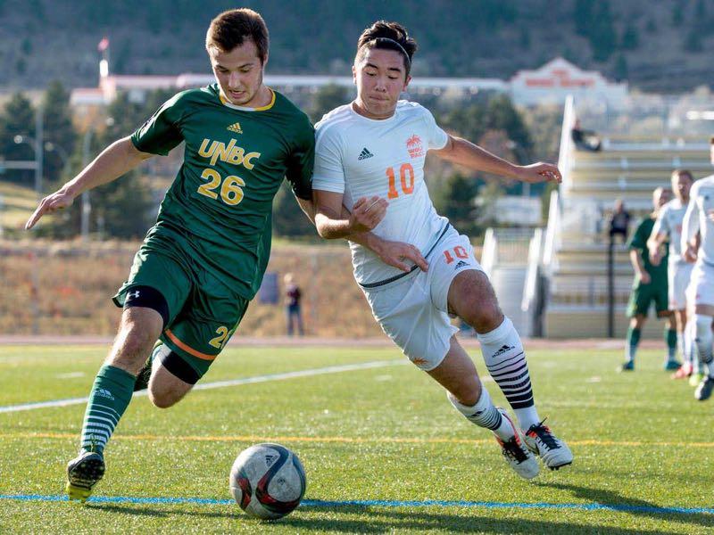 TRU named host site for 2017 CIS men's soccer championship