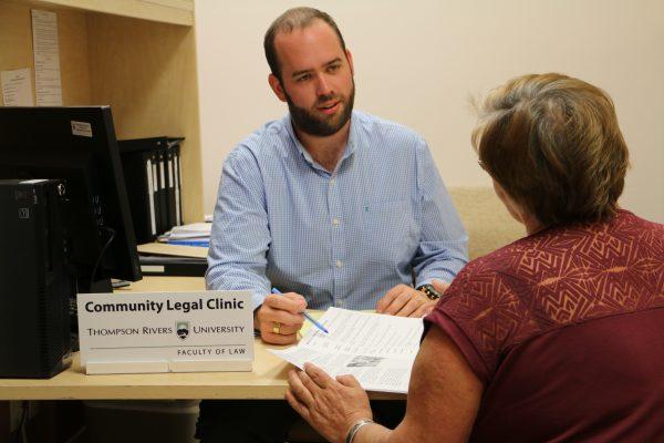 Law student Eli Zbar