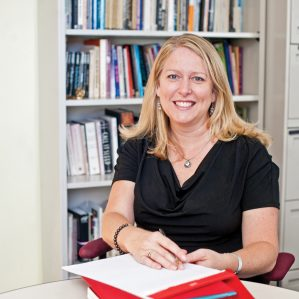 Dr. Jenny Shanahan, director of undergraduate research at Bridgewater State University, will discuss the importance of mentoring undergraduate student researchers during Research Day.