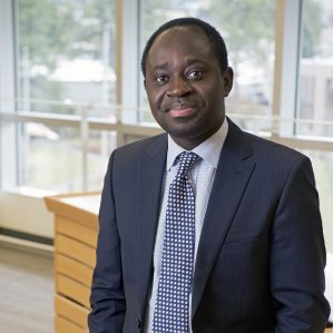 """Richard Oppong, Associate Professor in Law, was awarded a SSHRC Insight Development Grant for his project, """"Regional and National Courts and Africa's Economic Integration: A Study of the East African Community."""""""