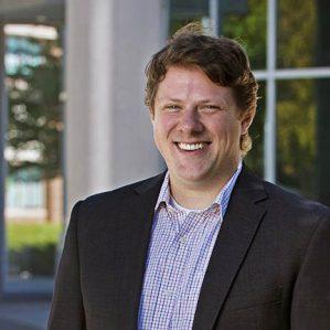 Dr. Joel Wood, Assistant Professor in the School of Business and Economics