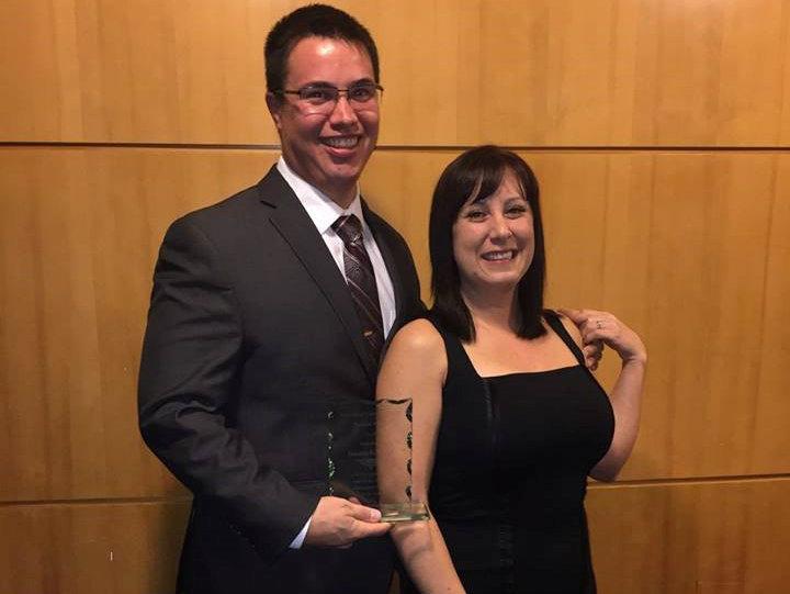 dustin-gagnon-alf-award