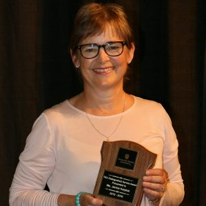 Janice Karpluk, Distinguished Service Award