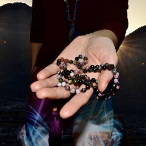 Meditation beads by Mala Collective (Photo credit: Emiko Ohama)