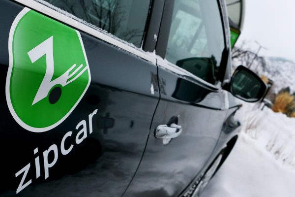 Zipcar drives onto campus