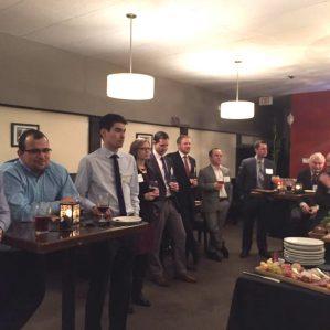 Kamloops TRU Law alumni event