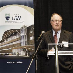 Chief Justice Robert Bauman