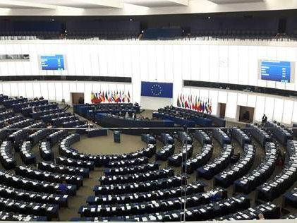 European Parliament LAW EBS exchange