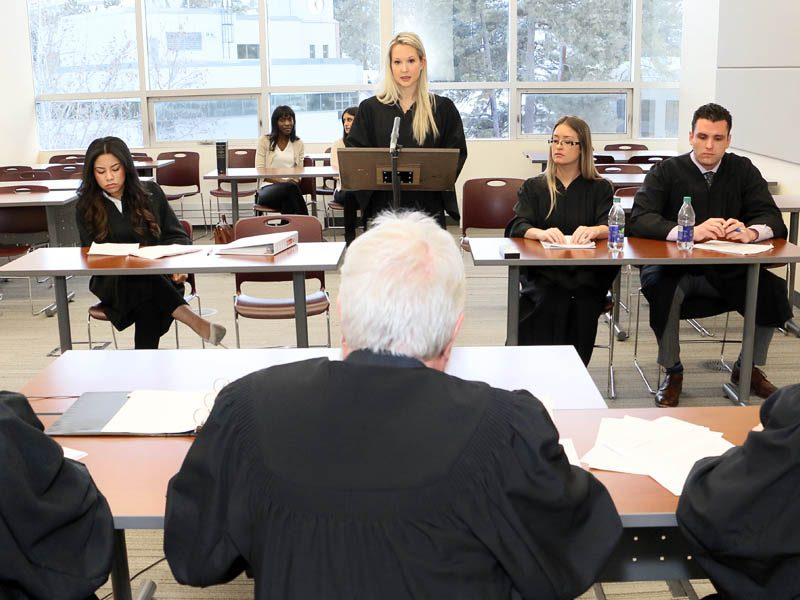 First year law student moot from March 8, 2017.
