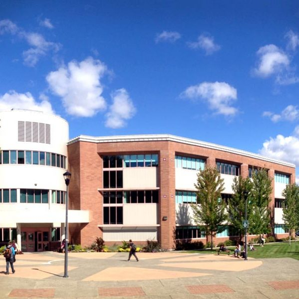 Arts and Education building