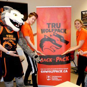 WolfPack new logo on banner
