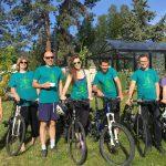Velo-Ciraptors Bike to Work Week 2016 Team