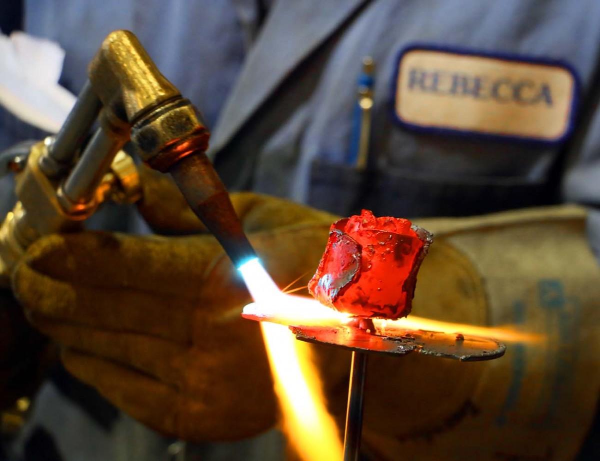 Mind Over Metal welding camp