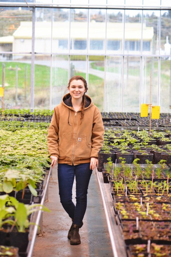 Amelia Galuska at Agri-Food Canada
