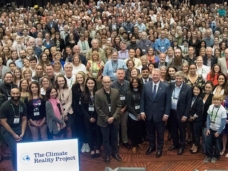 Join global Q & A on Al Gore's sequel – InsideTRU