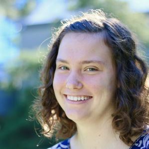 Michelle Matson is excited to use her TRU Ambassador's Entrance Scholarship to study Biology.