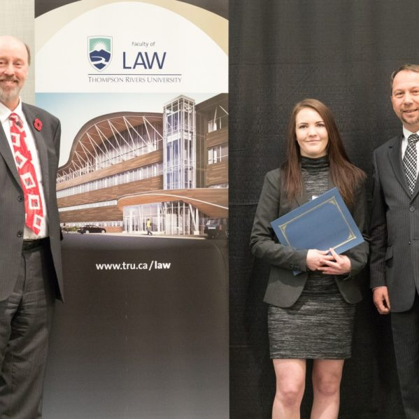 Tru Online Courses >> Students receive $85K at law awards – TRU Newsroom