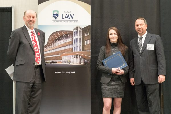 Students receive $85K at law awards