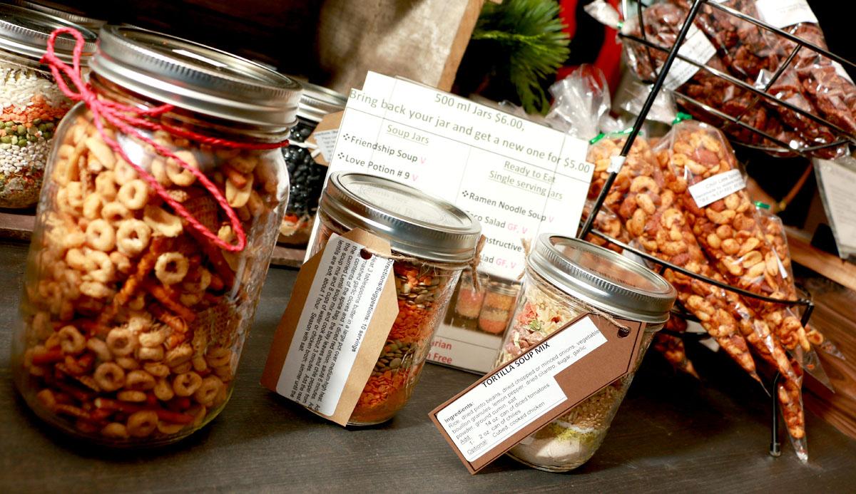 ESTR's Market ESTR packaged items