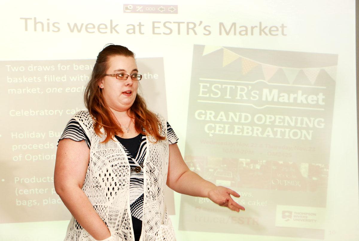ESTR's Market - Autumn Greenaway