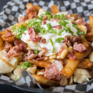 The Den poutine