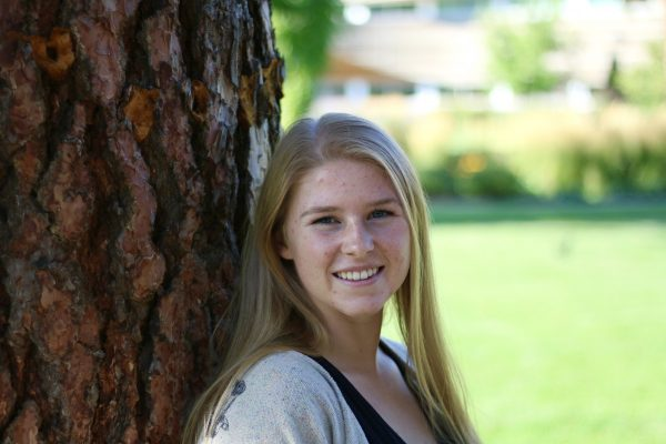 Mackenzie is excited to be at TRU, paving her path to becoming a registered nurse.